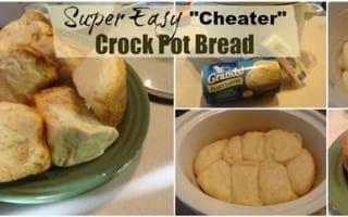 Crock Pot Bread