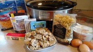 slow cooker casserole