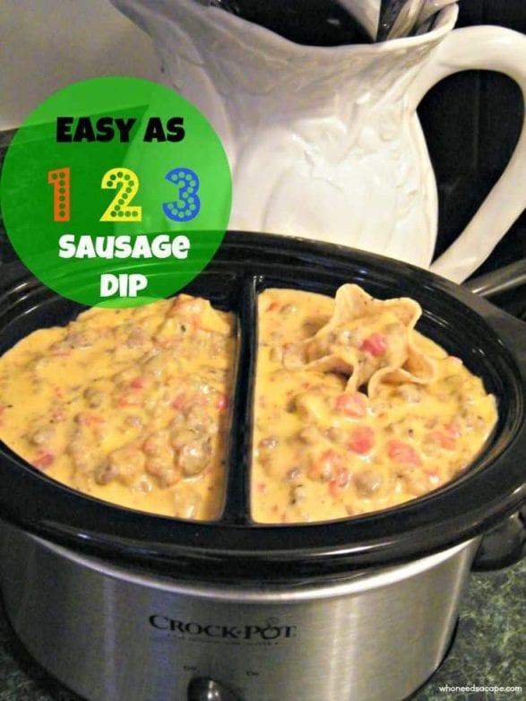 sausage dip