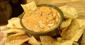 Crockpot Fiesta Dip! Find this & more @ https://www.slowcookerkitchen.com