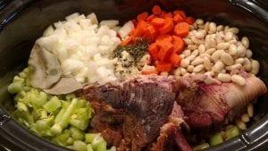 Ham & Beans Soup