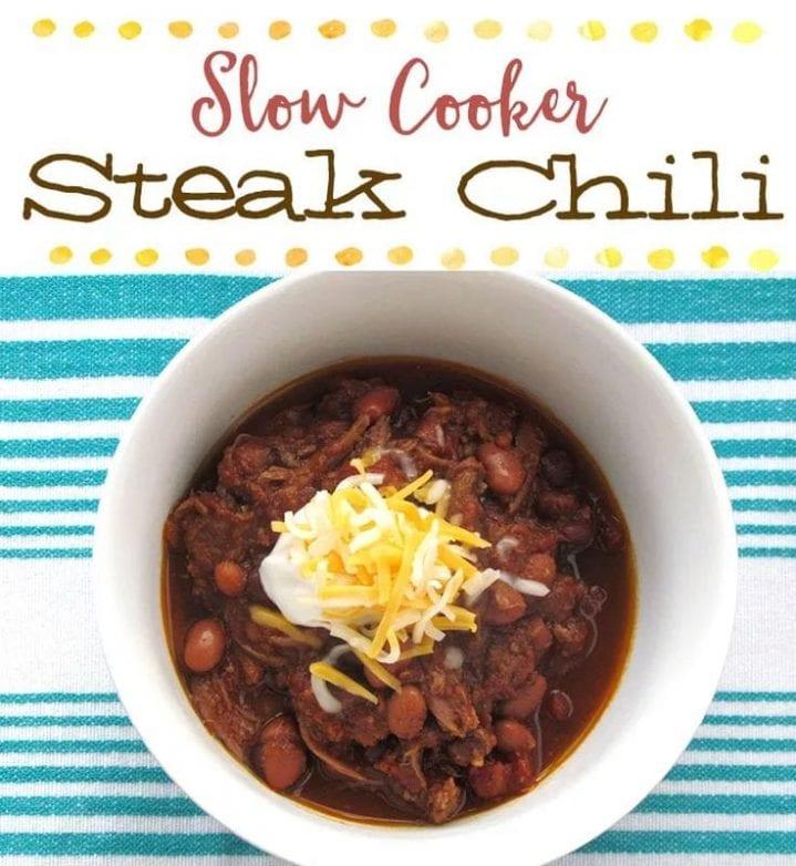 steak chili