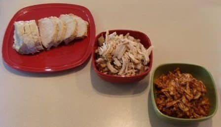Easy Crockpot Pulled Pork. Find this & more @ https://www.slowcookerkitchen.com
