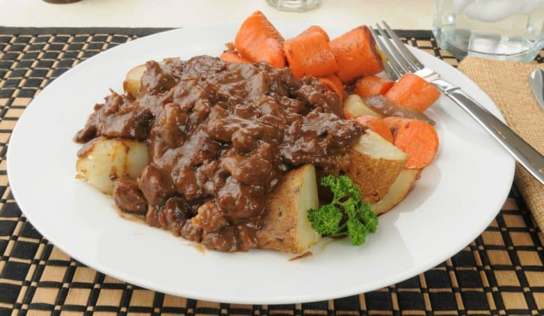 5-Ingredient Crock Pot Pot Roast Recipe