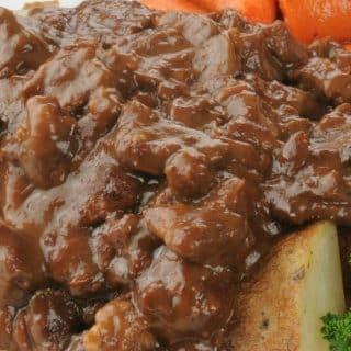 5-Ingredient Slow Cooker Pot Roast