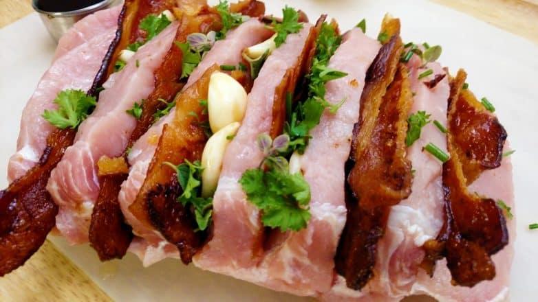 crock pot pork loin easy