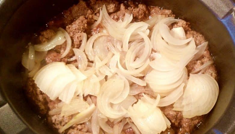 Slow Cooker Hamburger Potato Casserole