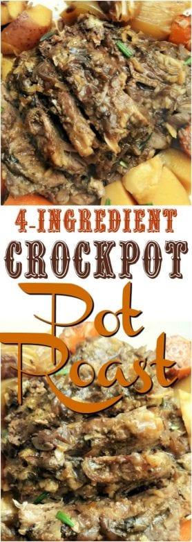 french onion crock pot pot roast