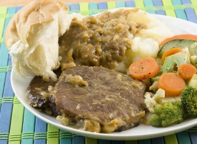 serving suggestions for crock pot swiss steak