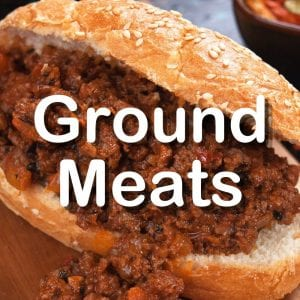 Ground Meats Crock Pot Recipes