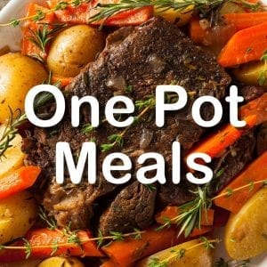 Slow Cooker One Pot Meals