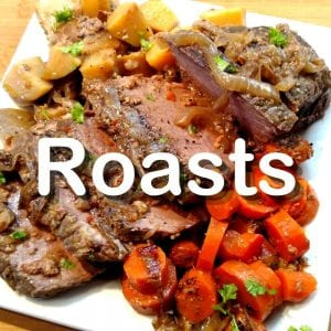Slow Cooker Roast Recipes