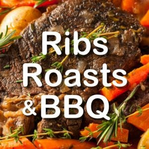 Crockpot Ribs, Roasts & BBQ