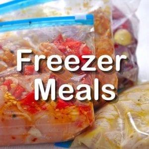 freezer meals crockpot