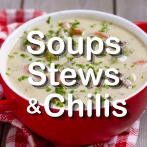 slow cooker soups stews and chilis